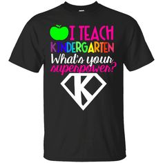 Hi everybody!   I Teach Kindergarten What's Your Superpower T-Shirt   https://zzztee.com/product/i-teach-kindergarten-whats-your-superpower-t-shirt/  #ITeachKindergartenWhat'sYourSuperpowerTShirt  #IT #TeachKindergartenYourT #KindergartenWhat'sShirt #What's #Your #Superpower #T #Shirt #