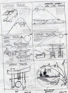 Thumbnails for travel Advertisement