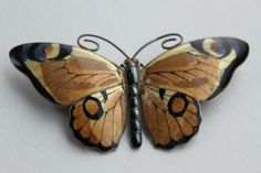 Marius-Hammer-silver-and-guilloche-enamel-Butterfly-HUGE