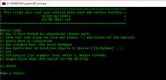 Como Descargar Bin4ry v36 Android Toolkit