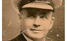 Second Officer Charles Lightoller was the most senior Titanic officer to survive the disaster. Off-duty at the time of the collision, Lightoller took charge of the lifeboat evacuation on the port side of the Titanic. Diving clear as the ship went down, he clung to an overturned lifeboat and would be the last survivor pulled from the water by the crew of RMS Carpathia.  Photograph by: File Photo , The Ottawa Citizen