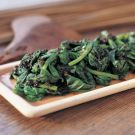 Try the Spiced Spinach (Black Mustard Seed) Recipe on williams-sonoma.com