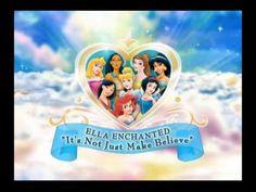 Its Not Just Make Believe Disney Princess Music Video. For more Disney Princess Magic visit The Disney Vault: www.thedisneyvault.webs.com