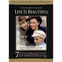 Life is Beautiful (1998)-- heartbreaking