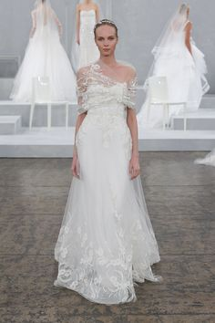 Cadence Monique Lhuillier Spring 2016 At L 39 Elite Bridal