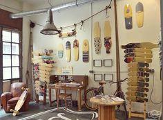 Bamba Longboards  La primavera la tienda altera!!!#primavera #spring #bambaworkshop #handmadelongboards #fabricinlayslookcool