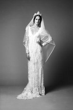 Wedding Dresses 2010 - Temperley London Wedding Dress Collections - StyleMePretty LookBook