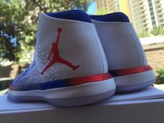 A Detailed Look At The Air Jordan 31 Olympic