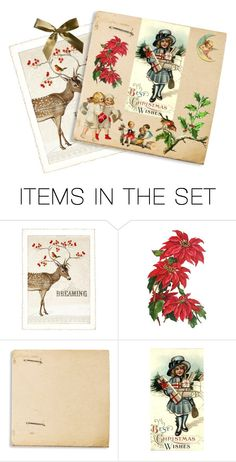 """Holiday Card"" by hellodollface ❤ liked on Polyvore featuring art and holidaycard"