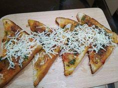 Cheese Potato Toast | Potato Recipe |  Bread Recipe