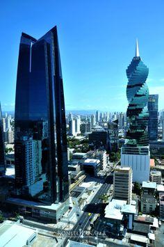F&F Tower, BBA, SOHO Mall Panama City #FFTower #BBATower #SOHO #Panama