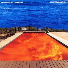 Red Hot Chili Peppers - Californication on Limited Edition 180g 2LP