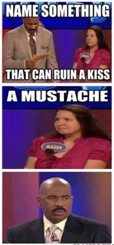 Kiss gone bad