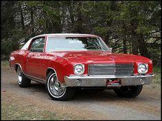 1970 Chevrolet Monte Carlo 454/360 HP