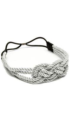Muri Headband, Silver