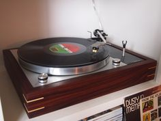back in love with vinyl My turntable project