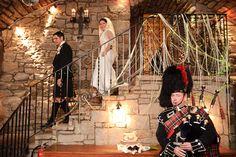 Elemental Weddings & Portraits: Angela & Jason - Seton Collegiate Church & Marlins Wynd - Edinburgh wedding photography