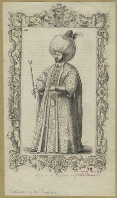 [Pasha of highest rank, 17th century