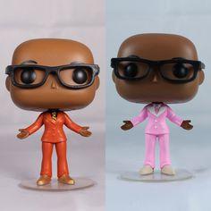 Custom Funko Pop! of RuPaul's Drag Race's RuPaul Charles by SpasticCustoms on Etsy https://www.etsy.com/listing/450746680/custom-funko-pop-of-rupauls-drag-races