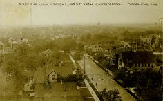 1908 Hammond, Indiana Hagenbeck-Wallace Circus