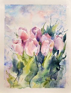 7 tulips by kir-tat.deviantart.com on @deviantART