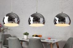 Hängeleuchte CHROMAGON sorgt für eine gemütliche und angenehme Beleuchtung über Ihrem Esstisch ✓große Auswahl an Deckenlampen und Hängeleuchten