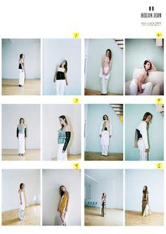S/S 13 Lookbook http://showtime.arts.ac.uk/Heejinjeon
