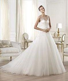 Order a Pronovias Ola Bridal Gown at The Wedding Shoppe today