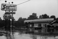 This old photo of Spaghetti Palace on Gratiot in Roseville, MI