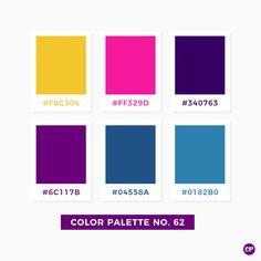 Color Palette No. 62