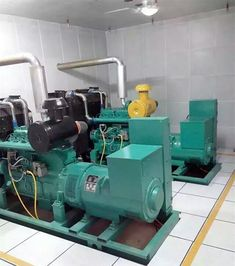 The diesel engine-powered generator, the operation of engine section is carried out in accordance with the relevant regulations of the internal combustion engine. Electrical Projects, Electrical Engineering, Cummins Generators, Motor Generator, Marine Engineering, Combustion Engine, Boiler, Diesel Engine, School Projects