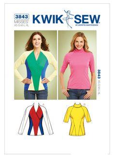 K3843 | Kwik Sew Patterns