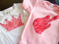 Applique Onesies & Baby Gifts |