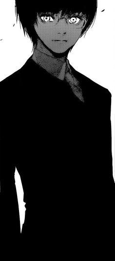 Kaneki Ken (Kuro no Shinigami) The Black Reaper (Tokyo Ghoul:re)