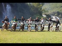 Offroad Vietnam (http://www.offroadvietnam.com) offers Vietnam motorbike tours, Vietnam motorcycle adventures, dirt bike rides in Vietnam and new scooter rentals in Hanoi, Northern Vietnam. In this video you can see the most typical things from our various motorbike tours in the past. We are the first and original tour operator that uses ONLY Japanese Honda touring motorbikes, no Chinese craps or other brands.