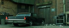 Lincoln Continental (as seen in The Matrix)