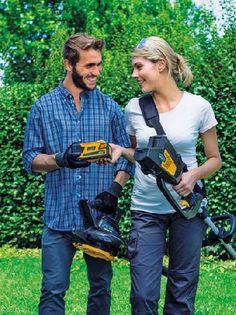 Gardenplaza - Neue Akkus machen batteriebetriebene Gartengeräte noch leistungsstärker - Boost für Rasenmäher, Kettensägen und Co