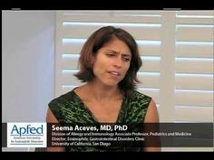 """""""What are the symptoms of eosinophilic esophagitis?""""  -   Answered by Seema Aceves, MD, PhD, University of California, San Diego.  Video from APFED's Educational Webinar Series, sponsored by EleCare®.  http://apfed.org/drupal/drupal/webinar_series"""