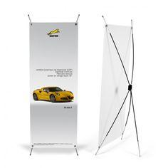 X-banner, impression xbanner - Rapid Flyer Banners, Retail, Restaurant, Design, Pos, Banner, Diner Restaurant, Posters