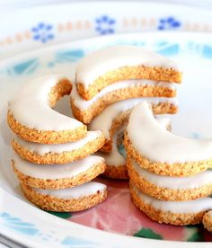 Mandelmonde (biscuits de Noël aux amandes)