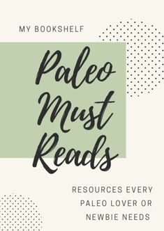 books about paleo