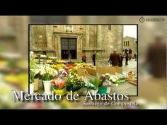 Mercado de Abastos. Santiago de Compostela