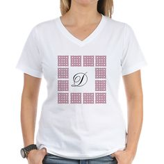 Personalize this  Monogrammed Shirt with your monogram!