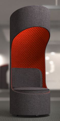 "KI's Connection Zone Collection addresses the human element of workspace. From benching solutions, mobile screens, and storage to Privacy Booths, Connection Zone supports the shift from ME space to WE space, creating ""zones"" that foster performance and accommodate a variety of work styles. www.ki.com."