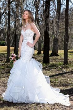 Style 10429 by Ashley & Justin Bride