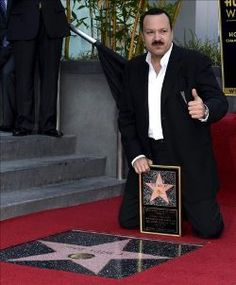 Pepe Aguilar Gets Star on Hollywood's Walk of Fame