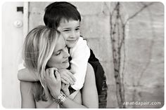 Kelly Trainer, we should get one like this of Wendell and I when we do our photo shoot!mommy and son