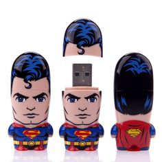 Mimobot 16GB USB - Superman from Mimoco