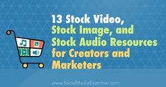 13 Stock Video, Stock Image, and Stock Audio Resources for Creators and Marketers https://www.socialmediaexaminer.com/stock-video-stock-image-stock-audio-resources-creators-marketers?utm_source=rss&utm_medium=Friendly Connect&utm_campaign=RSS @smexaminer