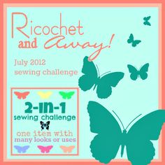 Ricochet and Away!: 2-in-1 Sewing Challenge Homepage